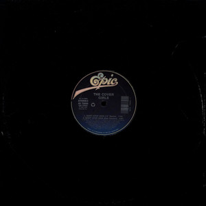 COVER GIRLS, THE - Don't Stop Now - 12 inch x 1