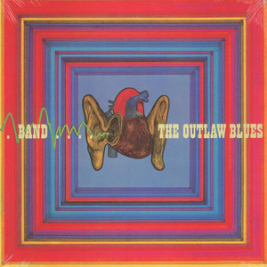 OUTLAW BLUES BAND - Outlaw Blues band - LP
