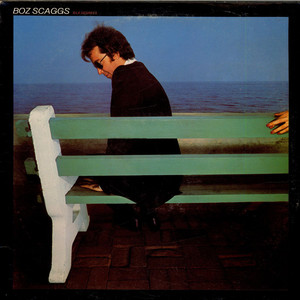 BOZ SCAGGS - Silk Degrees - LP