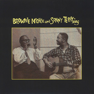 BROWNIE MCGHEE & SONNY TERRY - Sing - LP