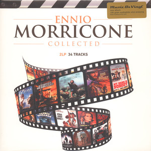 ENNIO MORRICONE - Collected - LP x 2