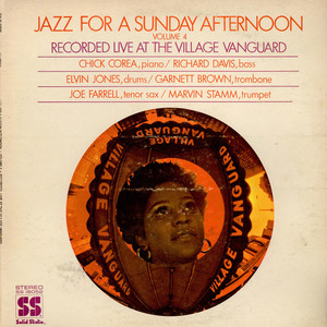 V.A. - Jazz For A Sunday Afternoon Volume 4 - LP