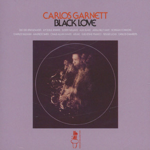 CARLOS GARNETT - Black Love - CD