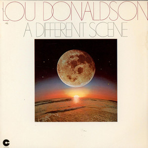 LOU DONALDSON - A Different Scene - LP