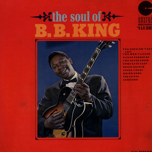 B.B. KING - The Soul Of B.B. King - LP