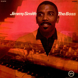 JIMMY SMITH - The Boss - LP