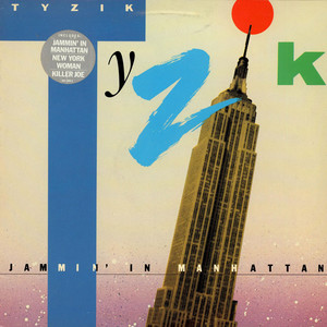 JEFF TYZIK - Jammin' In Manhattan - LP