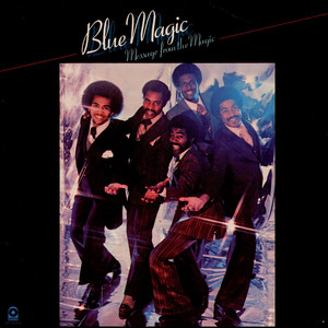 BLUE MAGIC - Message From The Magic - LP