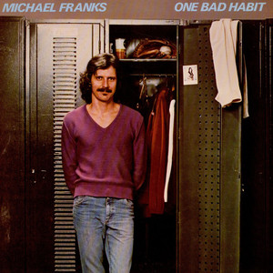 MICHAEL FRANKS - One Bad Habit - LP