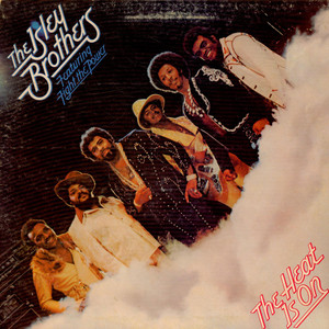 ISLEY BROTHERS, THE - The Heat Is On - LP