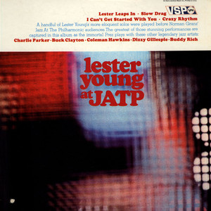 LESTER YOUNG - Lester Young At JATP - LP