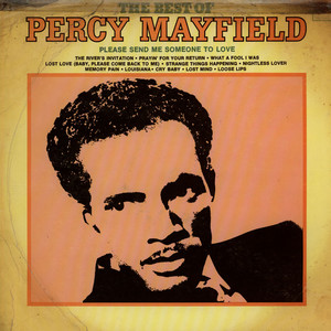 PERCY MAYFIELD - The Best Of Percy Mayfield - LP
