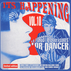V.A. - It's Happening Volume 10 - LP