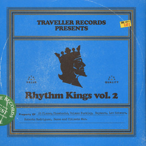 V.A. - Rhythm Kings Volume 2 - LP x 2