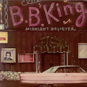 B.B. KING - Midnight Believer - LP