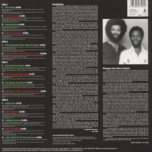 GIL SCOTT-HERON & BRIAN JACKSON - Anthology Lime Green Vinyl Edition - LP x 2