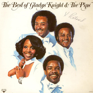 GLADYS KNIGHT AND THE PIPS - The Best Of Gladys Knight And The Pips - LP