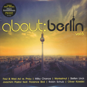 ABOUT:BERLIN - Volume 6 - LP x 4