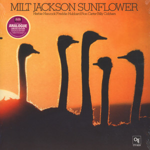 MILT JACKSON - Sunflower - LP