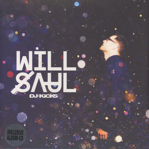 WILL SAUL - DJ Kicks - LP x 2