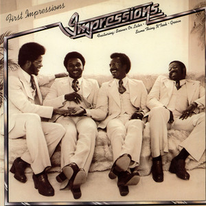 IMPRESSIONS, THE - First Impressions - LP