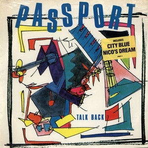 PASSPORT - Talk Back - LP