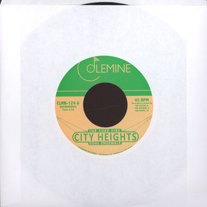 SURE FIRE SOUL ENSEMBLE, THE - City Heights - 7inch x 1