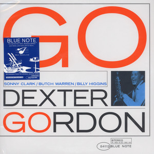 DEXTER GORDON - Go - LP