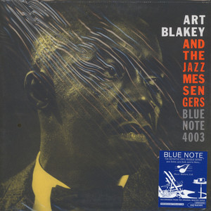ART BLAKEY & THE JAZZ MESSENGERS - Moanin´ - LP