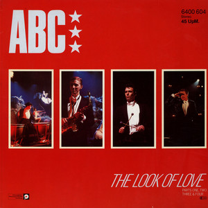 ABC - The Look Of Love (Parts One, Two, Three & Four) - 12 inch x 1