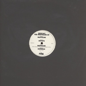 RICH NXT - The Wasteline EP - 12 inch x 1