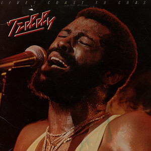 TEDDY PENDERGRASS - Live! Coast To Coast - LP x 2