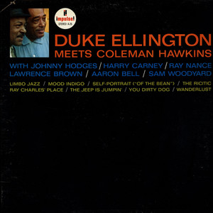 DUKE ELLINGTON MEETS COLEMAN HAWKINS - Duke Ellington Meets Coleman Hawkins - LP