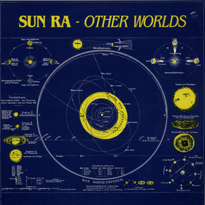 SUN RA ARKESTRA, THE - Other Worlds - LP
