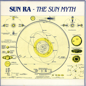 SUN RA ARKESTRA, THE - The Sun Myth - LP