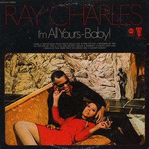 RAY CHARLES - I'm All Yours-Baby! - LP