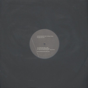 ALESSIO PAGLIAROLI - The Bass The Day Feat. Jerome - 12 inch x 1
