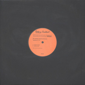 ANALOG ROLAND ORCHESTRA, THE - Patterns 3 / 4 - 12 inch x 1