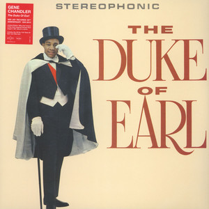 GENE CHANDLER - The Duke Of Earl - LP