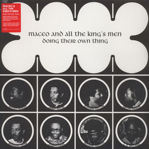 MACEO & THE KINGS MEN - Doing Their Own Thing - LP