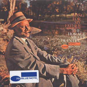 HORACE SILVER QUINTET, THE - Song For My Father - LP