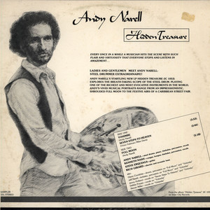 ANDY NARELL - Hidden Treasure - 12 inch x 1
