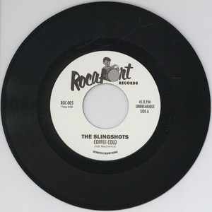 SLINGSHOTS, THE - Coffee Cold / She Ain't Got No Soul - 7inch x 1