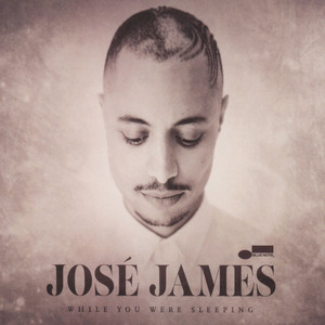 JOSE JAMES - While You Were Sleeping - CD