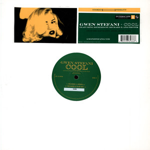 GWEN STEFANI - Cool remixes - Maxi x 1