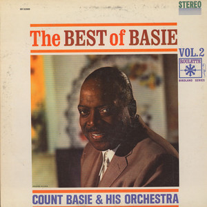 COUNT BASIE ORCHESTRA - The Best Of Basie - LP