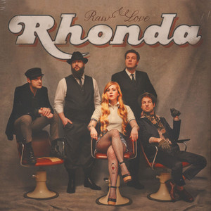 RHONDA - Raw Love - LP + bonus