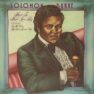 SOLOMON BURKE - Music To Make Love By - LP