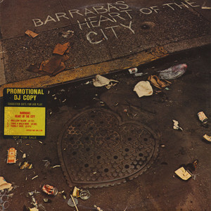 BARRABAS - Heart Of The City - LP
