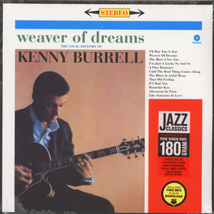 KENNY BURRELL - Weaver Of Dreams - LP